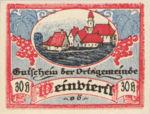 Austria, 30 Heller, FS 1150IIb