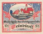 Austria, 50 Heller, FS 1150IIb