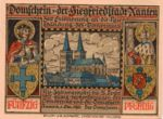 Germany, 50 Pfennig, 1464.1b