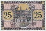 Germany, 25 Pfennig,