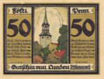 Germany, 50 Pfennig, 845.1a