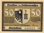 Germany, 50 Pfennig, 845.1a