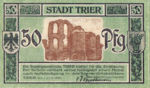 Germany, 50 Pfennig, T27.5b