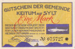 Germany, 1 Mark, 685.1j