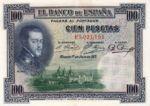 Spain, 100 Peseta, P-0069c