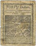 United States, 40 Dollar, S-0195