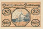 Austria, 20 Heller, FS 346a