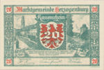 Austria, 20 Heller, FS 367