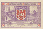 Austria, 50 Heller, FS 367