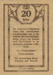 Austria, 20 Heller, FS 361Ib