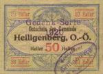 Austria, 50 Heller, FS 361Ib