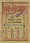 Austria, 10 Heller, FS 361Ib