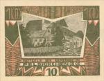 Austria, 10 Heller, FS 196IIf