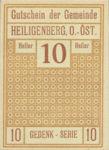 Austria, 10 Heller, FS 361Id