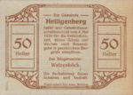Austria, 50 Heller, FS 361Id