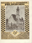 Austria, 20 Heller, FS 196Ih