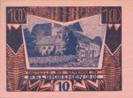 Austria, 10 Heller, FS 196IIa
