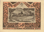 Austria, 50 Heller, FS 196IId