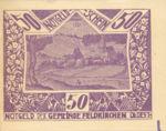 Austria, 50 Heller, FS 196III