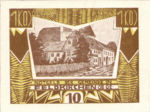 Austria, 10 Heller, FS 196IIk