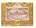Austria, 50 Heller, FS 196IIk