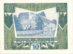 Austria, 10 Heller, FS 196IIL