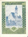 Austria, 20 Heller, FS 196IIL