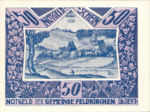 Austria, 50 Heller, FS 196IIm