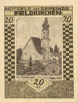 Austria, 20 Heller, FS 196e