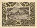 Austria, 50 Heller, FS 196e
