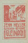 Austria, 10 Heller, FS 238IIa