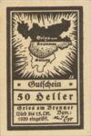 Austria, 50 Heller, FS 287Ie
