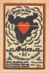 Austria, 25 Heller, FS 287IIb