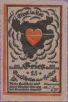 Austria, 25 Heller, FS 287IId