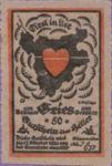 Austria, 50 Heller, FS 287IId