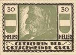 Austria, 30 Heller, FS 307IIc