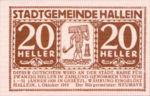 Austria, 20 Heller, FS 344Ia