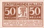 Austria, 50 Heller, FS 344Ia