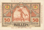 Austria, 50 Heller, FS 344IIe