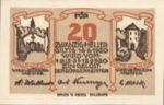 Austria, 20 Heller, FS 344IIL
