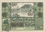 Austria, 60 Heller, FS 337d