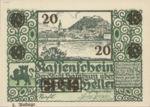 Austria, 20 Heller, FS 337e