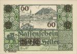 Austria, 60 Heller, FS 337e