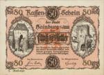 Austria, 80 Heller, FS 337e
