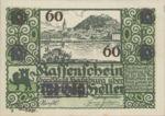 Austria, 60 Heller, FS 337f