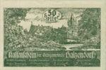 Austria, 50 Heller, FS 341IIb