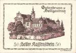 Austria, 50 Heller, FS 316