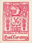 Austria, 30 Heller, FS 346IIc