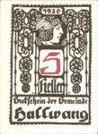 Austria, 5 Heller, FS 346IIf