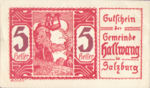 Austria, 5 Heller, FS 346IIIe